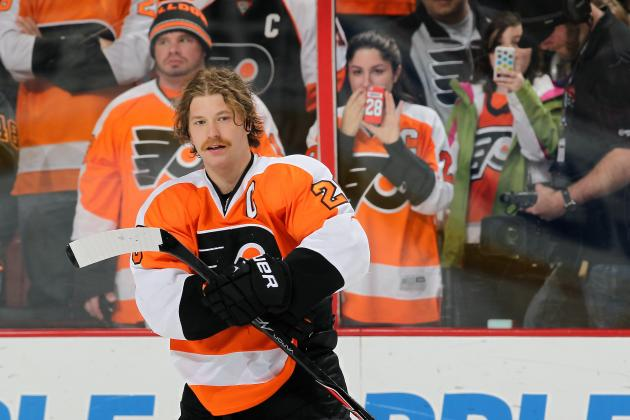 How Claude Giroux Is Proving Himself as Philadelphia Flyers' Captain