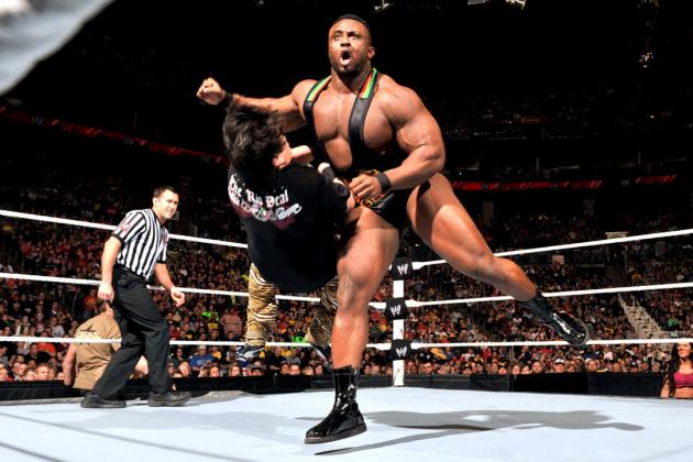 Big E Langston's Push to Main Event Cannot Be Rushed