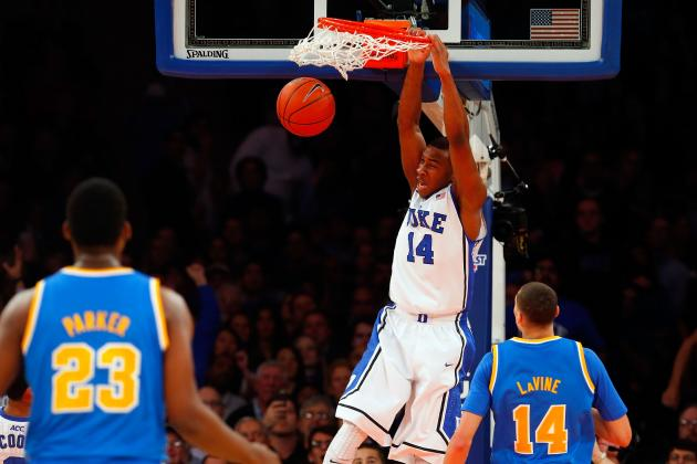 Duke Basketball: Which Rasheed Sulaimon Will We See in ACC Play?
