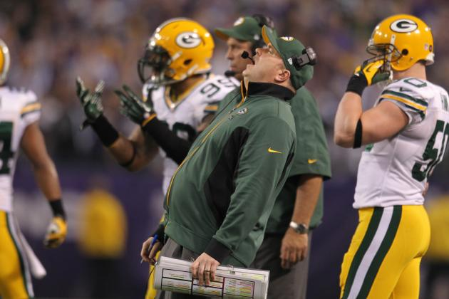 Costly Penalties Have Lost Multiple Games for Green Bay Packers in 2013