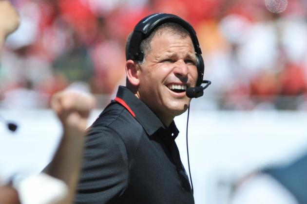 Greg Schiano Is Reportedly Interested in Penn State Head Coaching Job
