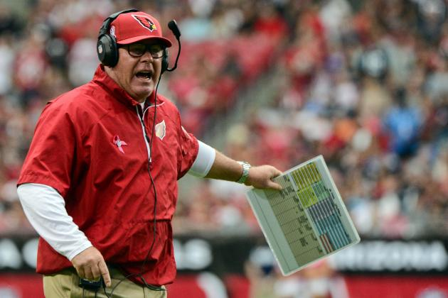Week 16 Hot Reads: Cardinals' Bruce Arians Is Coach of Year: Again