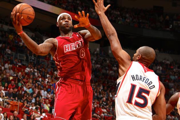 Atlanta Hawks, in Loss, Win Respect of the Miami Heat