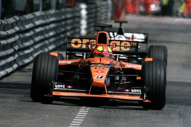 McLaren Could Test New 2014 Car with Orange Livery