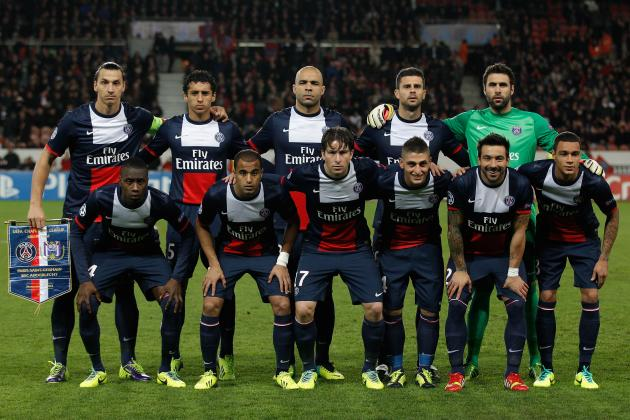 A Half-Term Report on Paris Saint-Germain