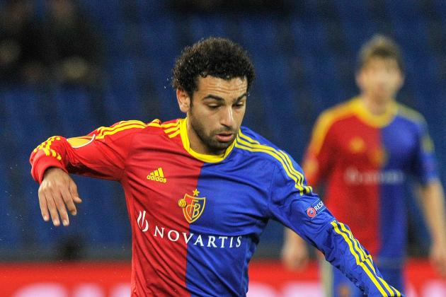 Liverpool Transfer News: How Mohamed Salah Would Line Up in Reds' Starting XI