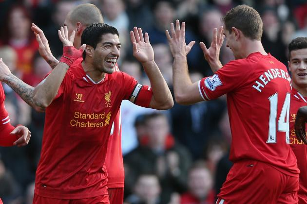 Why Steven Gerrard Is Right to Say Liverpool's Luis Suarez Is World's Best