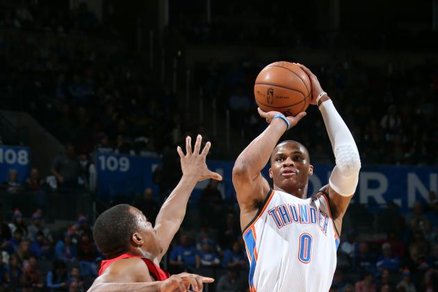 Breaking Down Post-Knee Surgery Russell Westbrook