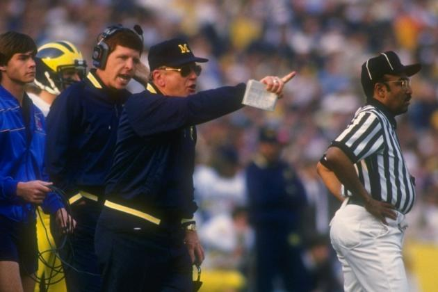 Michigan Football: Bo, Jim Harbaugh and the Spirit of Christmas Past