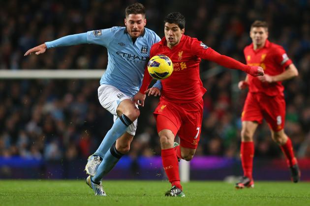 Manchester City vs. Liverpool Betting Odds, Match Prediction, Preview