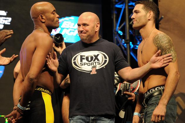 UFC 168: Predicting the Fight Night Bonus Winners