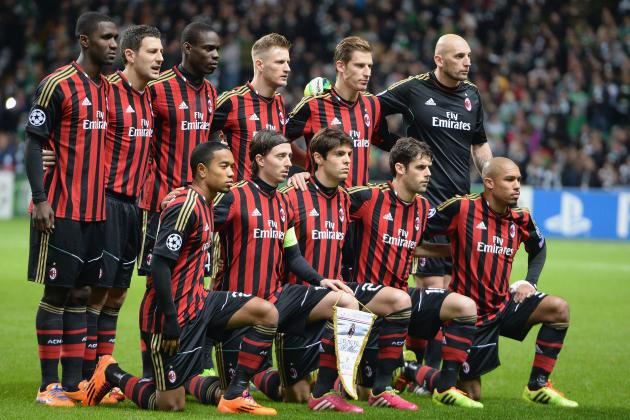A Half-Term Report on AC Milan
