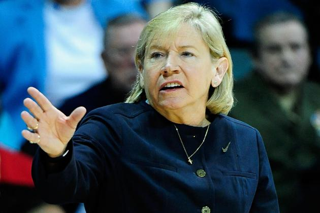 UNC Coach Sylvia Hatchell Keeping Strength During Cancer Treatment
