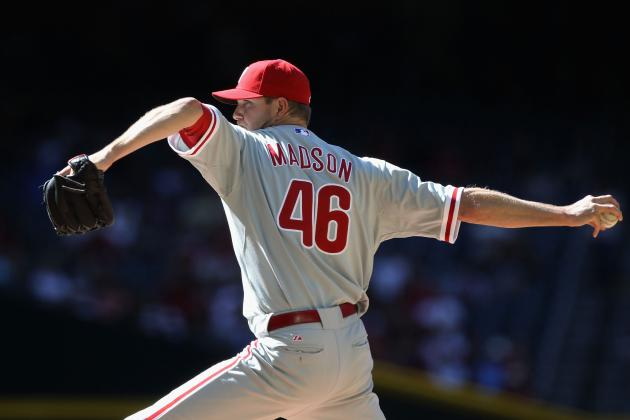 Report: Phils, RHP Madson Have Mutual Interest