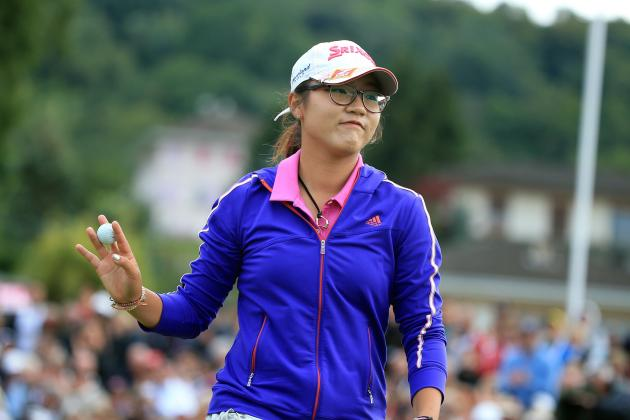 Lydia Ko Learns the Reality of Becoming a Corporation