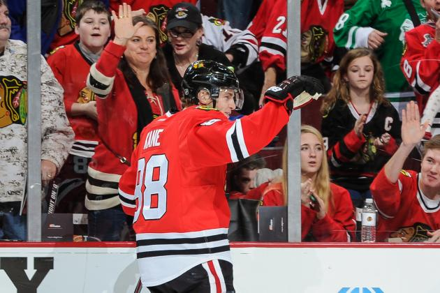 Selecting the Chicago Blackhawks' First-Half MVP