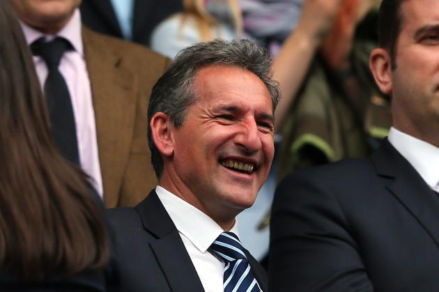 2013 Was the Year of Txiki Begiristain at Manchester City