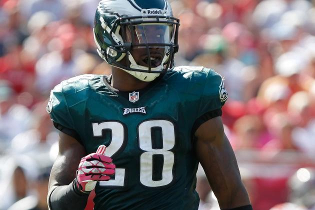 Earl Wolff Reinjured His Knee in Eagles Win