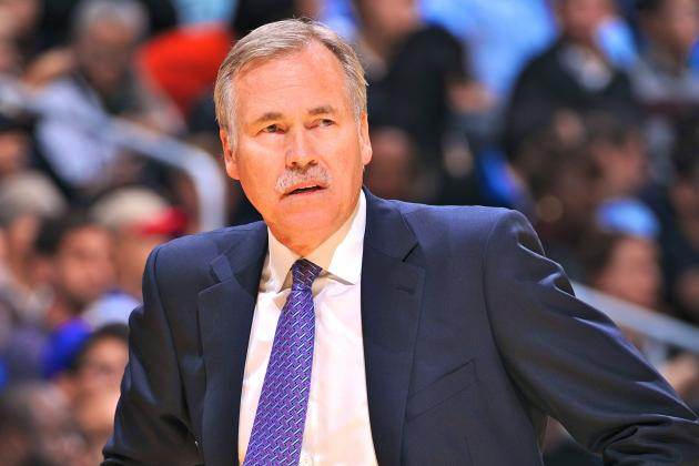 Mike D'Antoni: Discouraged Lakers Fans Should Find a New Team