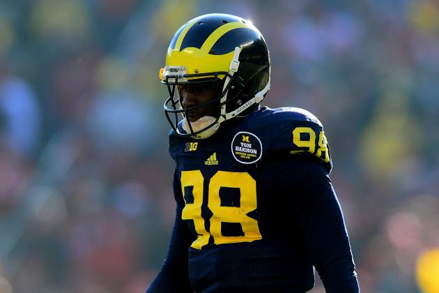 Michigan QB Devin Gardner Still Slowed by Turf Toe, Iffy for Bowl