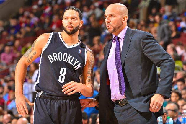 Jason Kidd Calls Out Brooklyn Nets for Accepting Losses