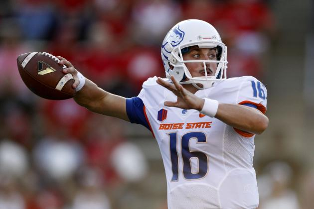 Joe Southwick Discusses Dismissal from Boise State Football Program