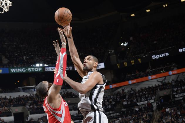 Rockets vs. Spurs Christmas Day 2013: Complete Analysis, Predictions
