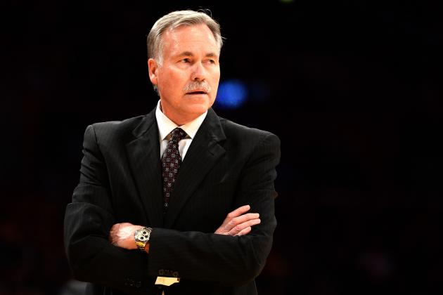 Mike D'Antoni Won't Win by Taking Shots at LA Lakers Fans