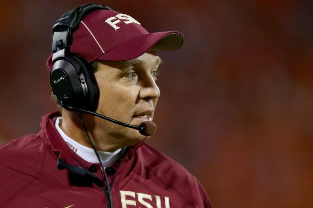 Florida State Coach Jimbo Fisher's Holiday Wishlist
