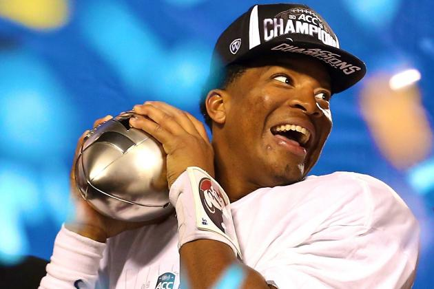Jameis Winston Wins AP College Football Player of the Year Award
