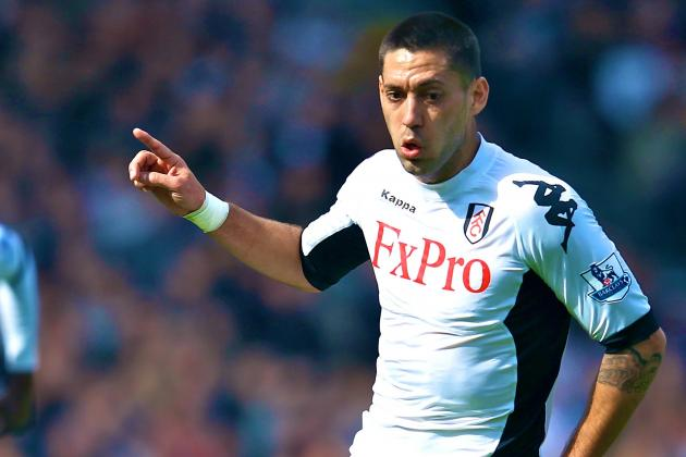 Clint Dempsey Will Return to Fulham on Loan from Seattle Sounders