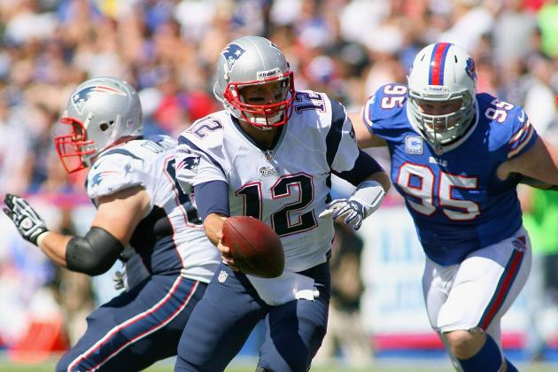 Buffalo Bills vs. New England Patriots: Betting Odds Analysis, Pick Prediction