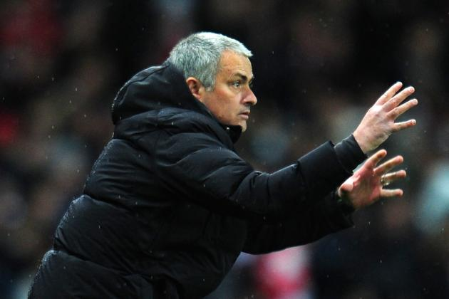Jose Mourinho and the Business of Being Negative and Combative