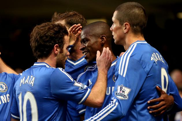 Christmas Games vs. Swansea, Liverpool Are Vital to Chelsea's Title Hopes