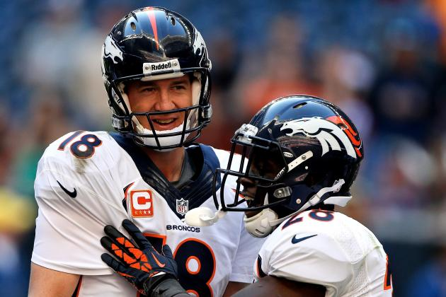 Which Records Are Next for Peyton Manning?
