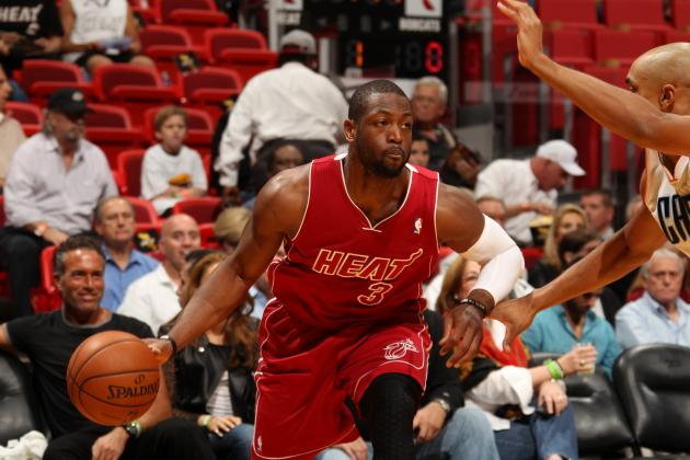 Miami Heat's 2 New Year's Resolutions