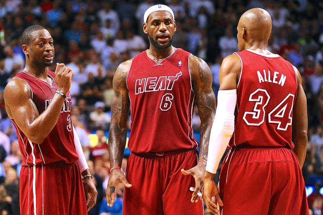 Miami Heat Among the Most Efficient Teams in Recent NBA History