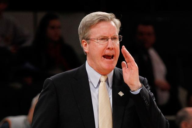 McCaffery Won't Settle When It Comes to Recruiting