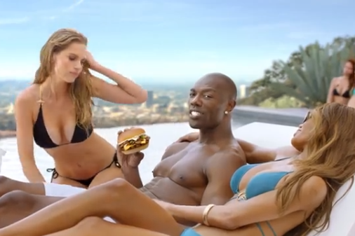 Video: Terrell Owens Rips Philadelphia in Hardee's/Carl's Jr. Ad