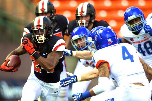 Hawaii Bowl 2013 Boise State vs. Oregon State: Live Score and Highlights