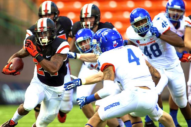 Boise State vs. Oregon State: Score, Grades and Analysis from 2013 Hawaii Bowl