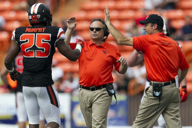 Hawaii Bowl 2013: Oregon State Romp Foreshadows 2014 Pac-12 North