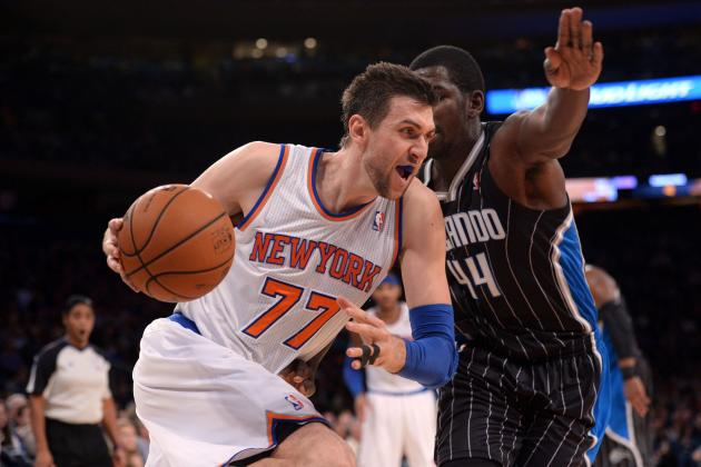 How Are New York Knicks Fans Supposed to Feel About Andrea Bargnani?