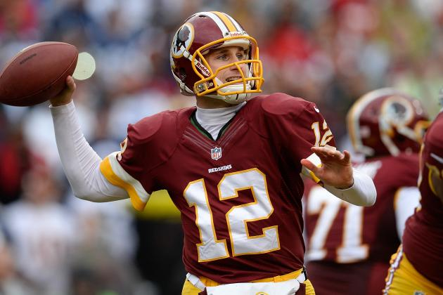 Redskins' Cousins 'Encouraged' After Two Starts