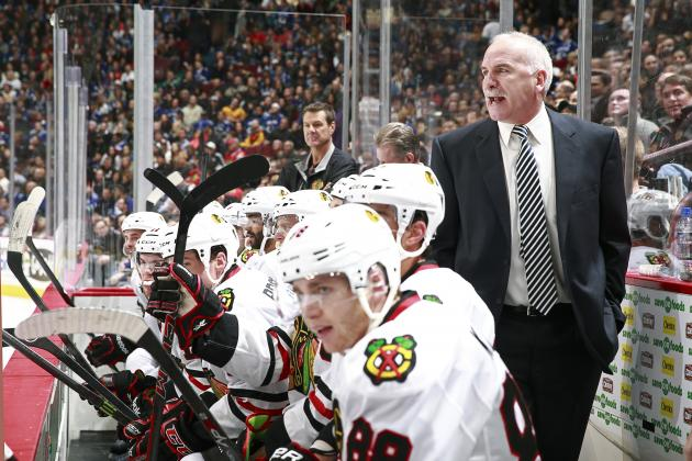Shaw: Quenneville Embodies 'Player's Coach' Label