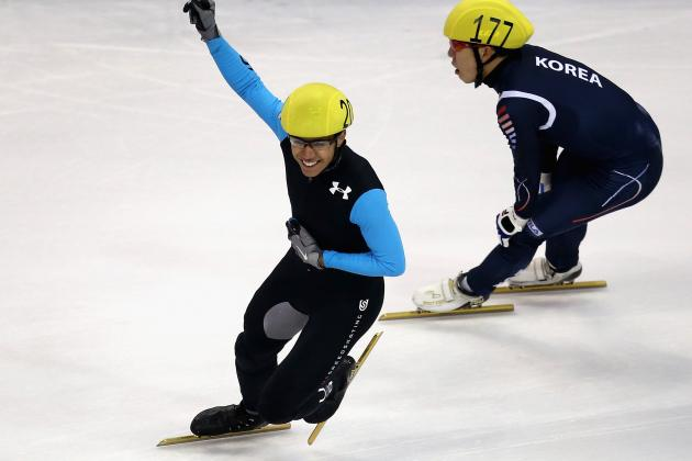J.R. Celski: Profile of US Speedskating Olympian for Sochi 2014