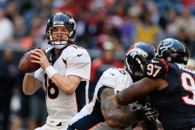 NFL Playoffs 2014: Ranking Teams That Have Already Clinched