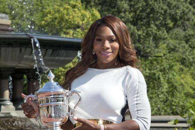 Serena Williams Named AP Female Athlete of the Year