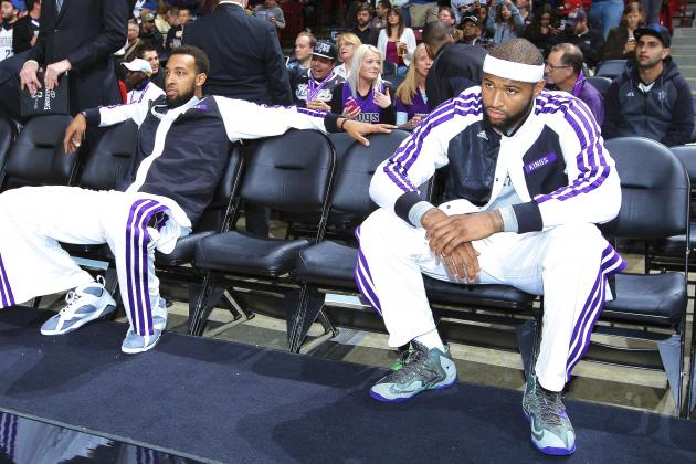DeMarcus Cousins Rips into Kings Defense, 'Same (Expletive) Every Night'