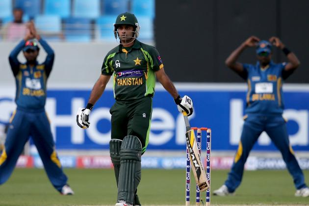 Pakistan vs. Sri Lanka, 4th ODI: Scorecard and Report from Abu Dhabi
